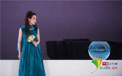 著名演员陈数再度回归 演绎最美《海上夫人》