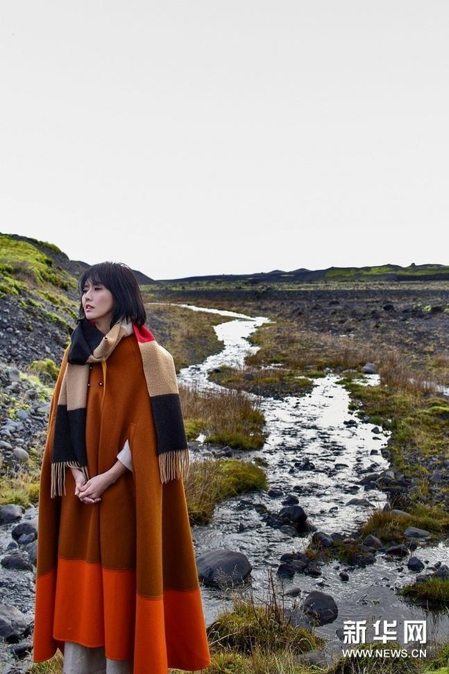 孙燕姿远赴冰岛拍摄新歌《极美》MV
