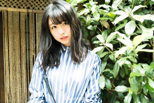 狠日少女_组图:长滨宁琉漫步东京市井小街 与清新少女的一日约会