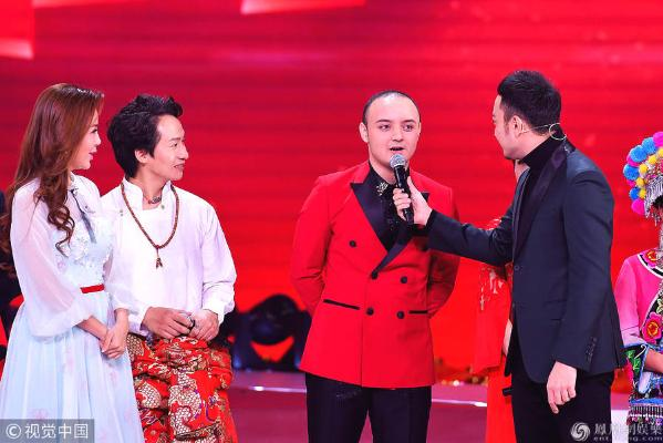 《星光大道》录春节特别节目 阿尔法玖月奇迹都来了