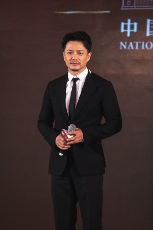 段奕宏任推广大使 称传播优秀文化是演员本职