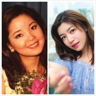 陈妍希确认搭档何润东饰演一代歌后邓丽君