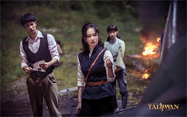 左小青《台湾往事》演绎革命女性侠骨柔情