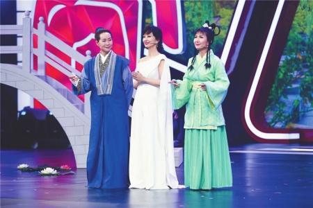 《新白娘子传奇》主演时隔26年重聚杭州