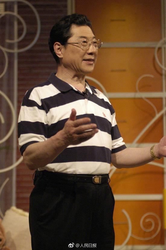 相声表演艺术家常贵田今晨在京逝世 享年76岁图片 55552 550x827
