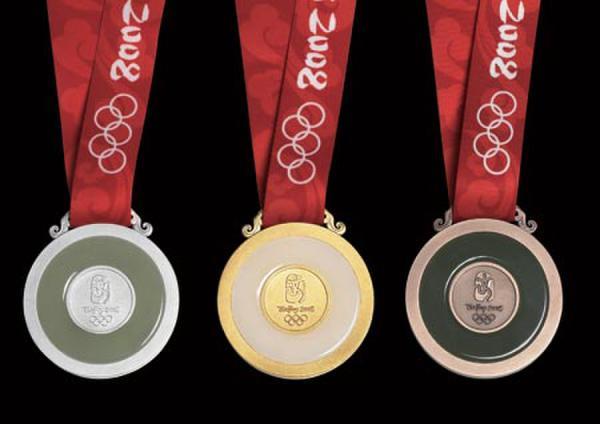 里约金牌含金6克 细数历届奥运金牌含金量