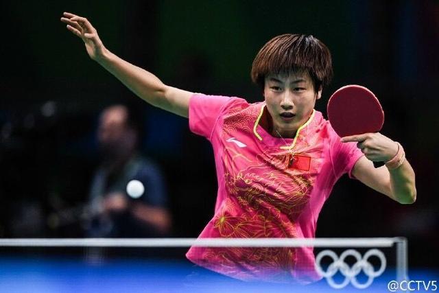 女子乒乓球世界排名