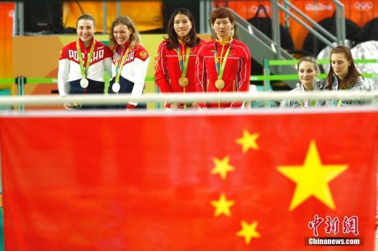 """中国自行车第一金 钟天使:赛场上的""""拼命三娘"""""""