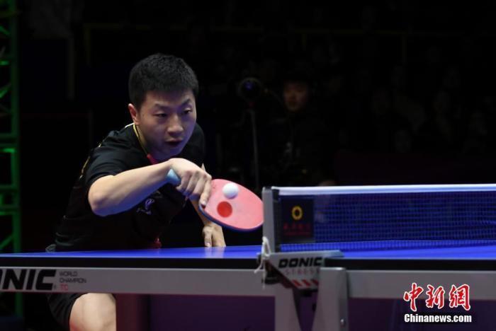 马龙惜败林昀儒无缘世界杯奖牌