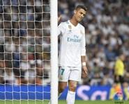西甲第5轮:皇马0-1贝蒂斯 C罗懊悔