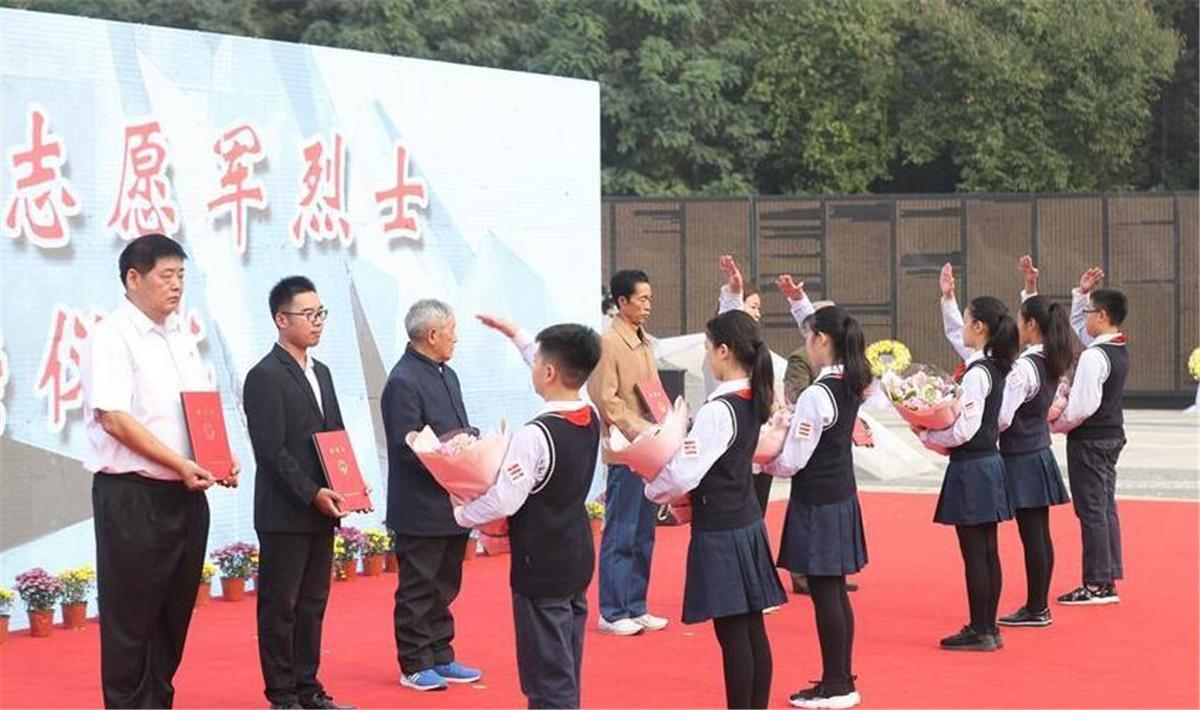 中国首次确认6位归国志愿军烈士遗骸身份.jpg